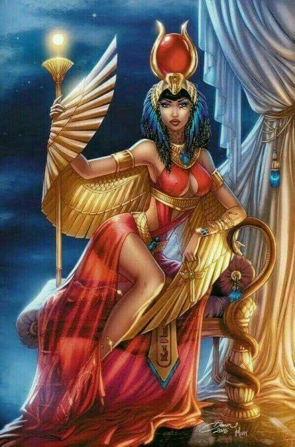 Pin En Fantasia Egipcia