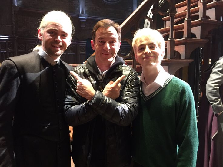 :o It could only be better with Tom Felton in the picture!