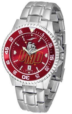 Minnesota Duluth- University Of Competitor Anochrome - Steel Band W/ Colored Bezel - Men's - Men's College Watches by Sports Memorabilia. $87.08. Makes a Great Gift!. Minnesota Duluth- University Of Competitor Anochrome - Steel Band W/ Colored Bezel - Men's