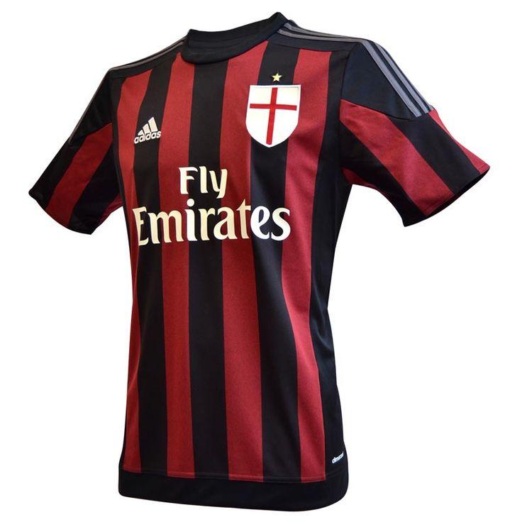 Milan Maglia Home JUNIOR 2015-16