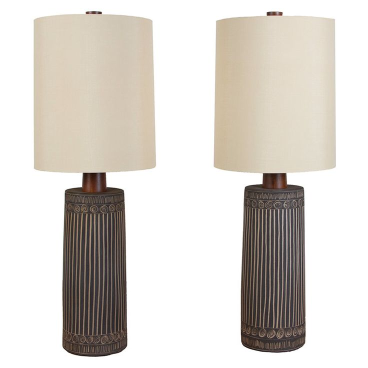 ~Beautiful Pair of Martz Table Lamps!!
