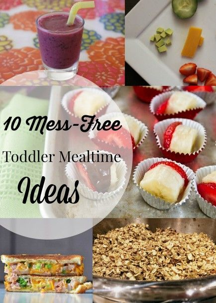 10 Mess-free Mealtime Ideas Both Baby and You Will LOVE! - Babble