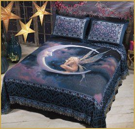 Fairy Bedding | Fairy_on_the_Moon_Bedding__fairy_bedrooms