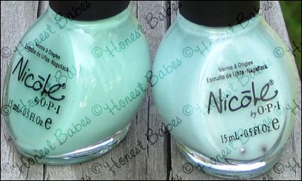 The latest Nicole by OPI mints