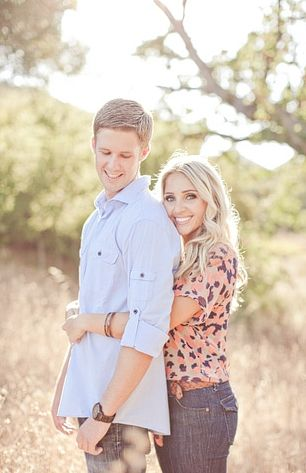 Engagement Couple Portraits Spring Summer Rustic