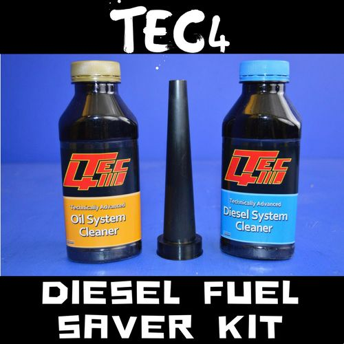Tec4 Fuel Saver Kits Available At Milner Off Road.  #SaveFuel #FuelSave #4x4 #Tec4 #FuelCleaner #OilCleaner #OffRoad #MPG #Eco #EngineClean #MilnerOffRoad