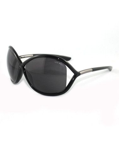 This Black Whitney Sunglasses. Only if I had $179.99 to drop on a pair of sunglasses,, hmm do they have lifetime full warranty's?