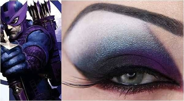 Fab Superhero Makeup - Likes