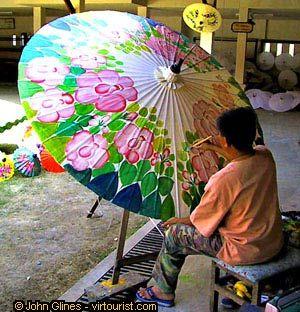 Tour Size Umbrellas