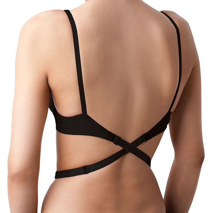 MAIDENFORM LOW-BACK BRA CONVERTER K4001 - WOMEN'S