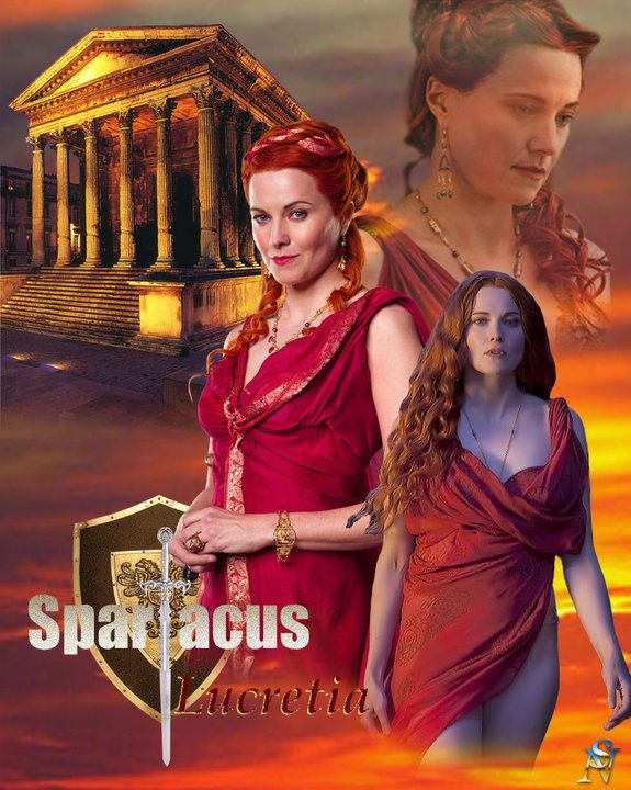 Spartacus Blood and Sand on Netflix: Spartacus Cast, All