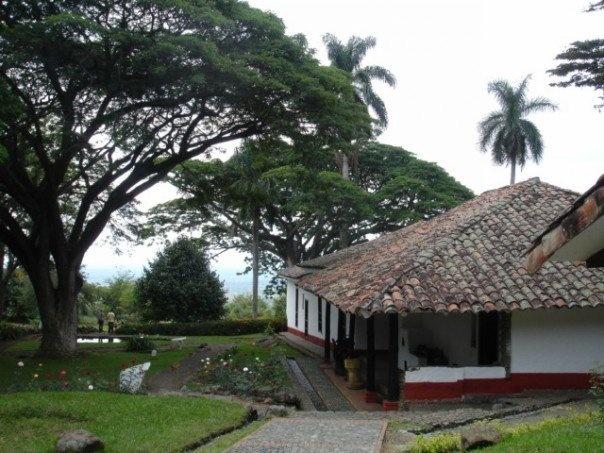 """Hacienda """"El Paraiso"""", Valle del Cauca"""