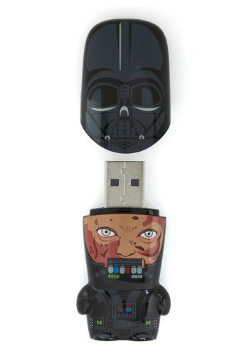 Store Trooper USB Flash Drive in Darth Vader, #ModCloth