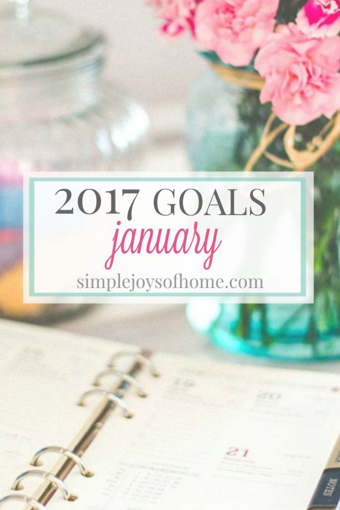 The start of a new year is always an exciting time.  There is so much to look forward to and it is a great time to take a few moments to think about your goals. It's an opportunity to reflect on how the previous year went and to plan for everything you want to achieve in the new year.