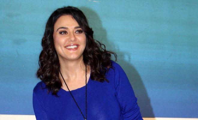 Preity Zinta set to make a comeback with 'Bhaiyyaji'