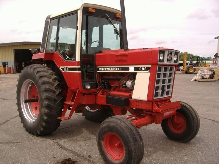 International Harvester 986 Tractor : Ih related keywords long tail