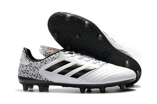 meet a549d 8d0a6 Retro Adidas Copa 18 1 Fg Football Boots White Core Black Official Sneaker