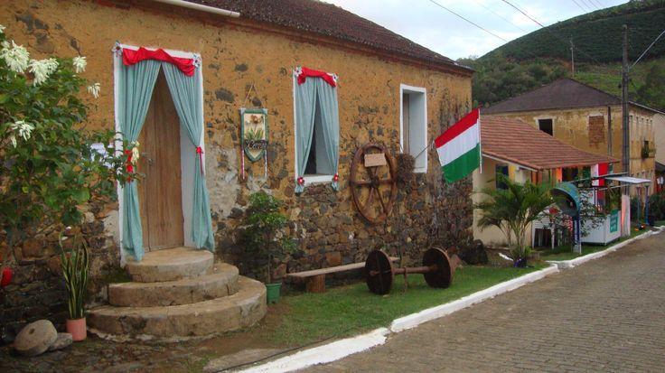 Casa típica Italiana