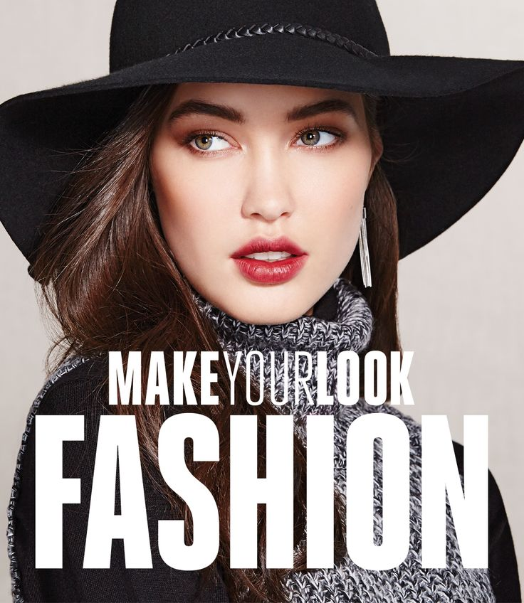 Farmers AW16 Make Your Look campaign