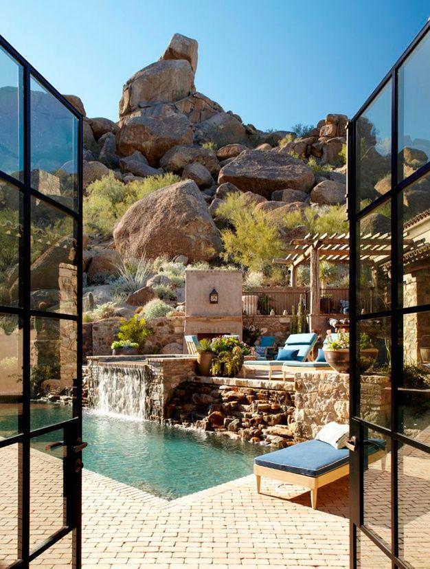 196 best piscines images on pinterest architecture - Les plus belles terrasses ...