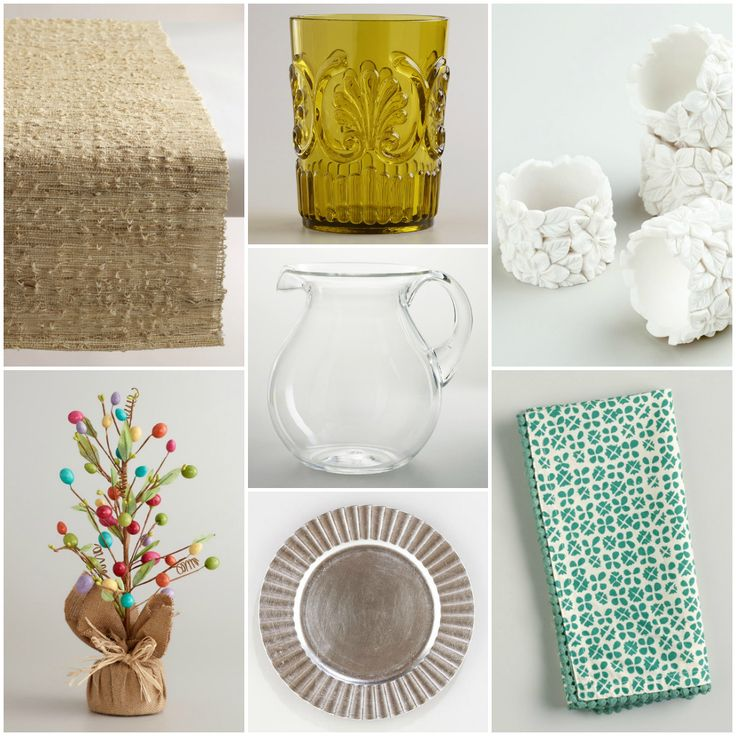 burlap easter decorations | NookAndSea-World-Market-Easter-Decor-Decorating-For-Chartreuse-Cup ...