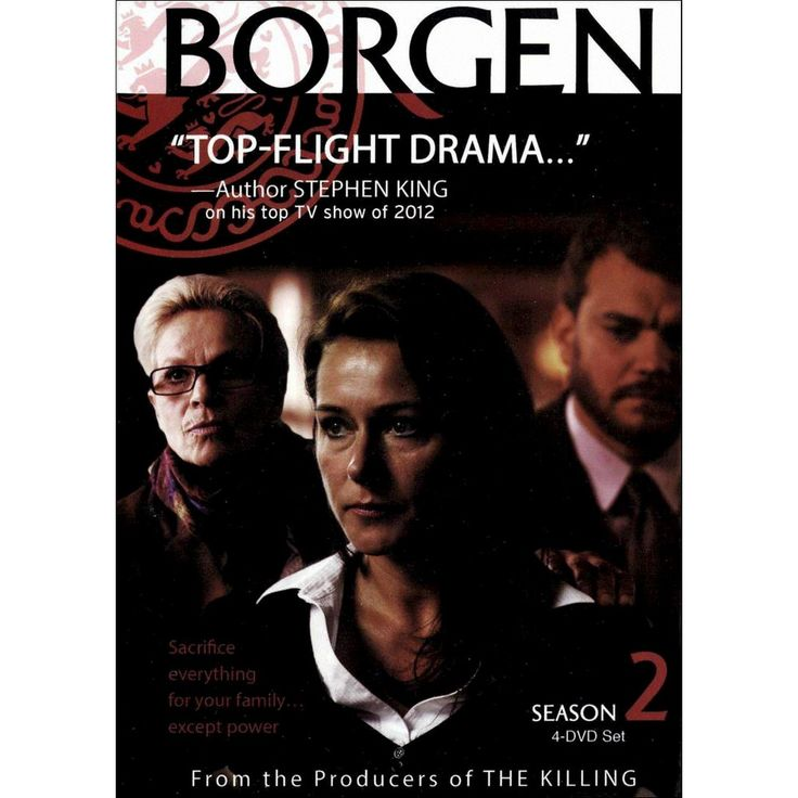 Borgen: Season 2 (4 Discs) (dvd_video)