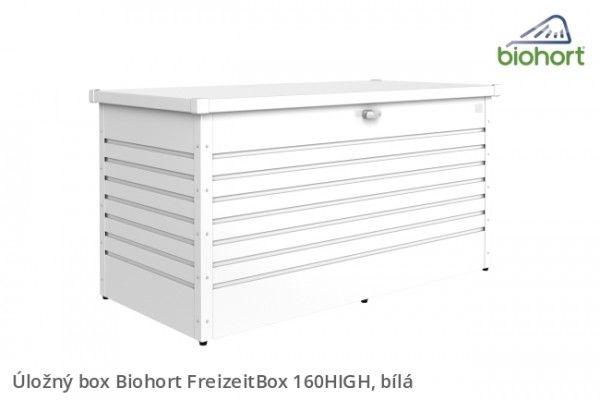 Úložný box FreizeitBox 160HIGH, bílá          - Kliknutím zobrazíte detail obrázku.