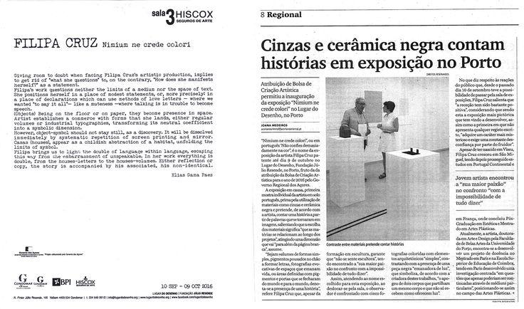 Filipa Cruz - Nimium ne crede colori http://www.filipacruz.com/nimium-ne-crede-colori# via format.com