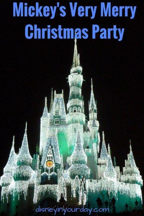 Mickey\u0027s Very Merry Christmas Party Disney Mickey\u0027s very merry