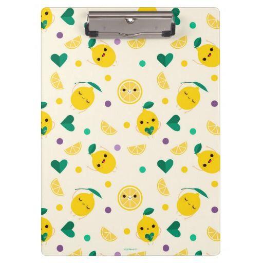 Oh lala lemon - Clipboard