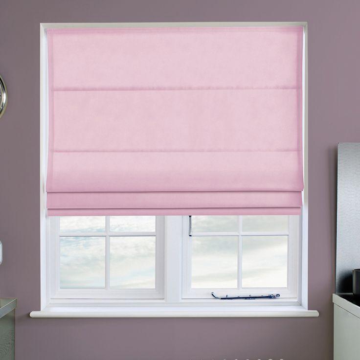 Die 25+ Besten Pink Roman Blinds Ideen Auf Pinterest | Wohnzimmer ... Wohnzimmer Ideen Pink