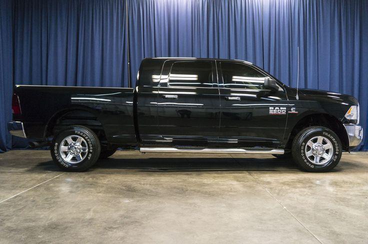 2013 Dodge Ram 2500 Big Horn 4x4 for sale at Northwest Motorsport. #NWMSROCKS #DodgeRam #Cummins #CumminsTurboDiesel