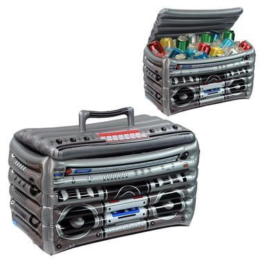 Inflatable Boom Box Cooler                                                                                                                                                                                 More
