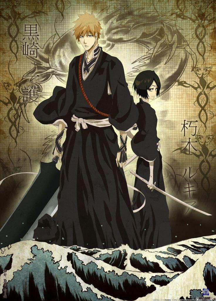 Pinterest (With images) Bleach anime, Anime, Manga anime