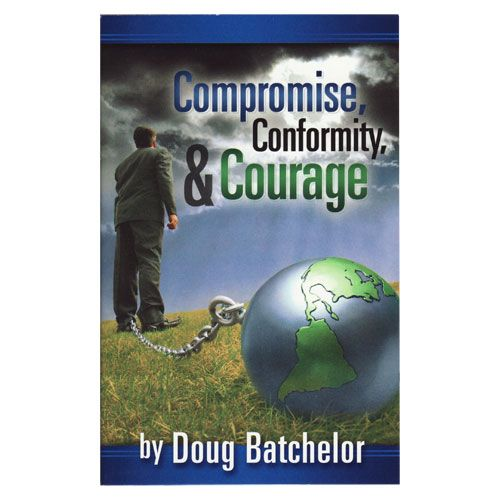 Amazing fact presents: The Dangers of A Diluted Gospel. Also here; a free book offer: Compromise, Conformity, & Courage (PB) by Doug Batchelor