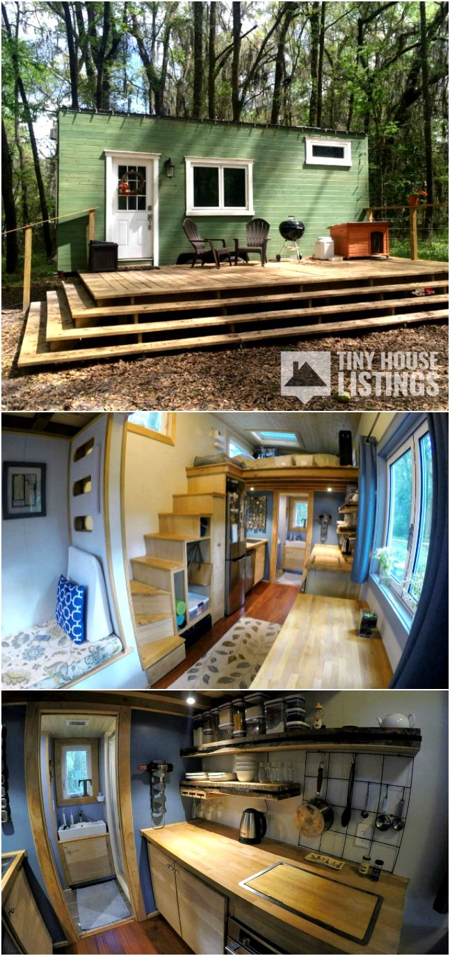 Tiny Dream House Tiny House For Sale In Gainesville Florida