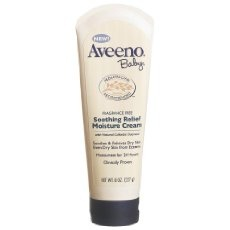 AVEENO BABY LOTION INGREDIENTS  - not a good option!!!!!!