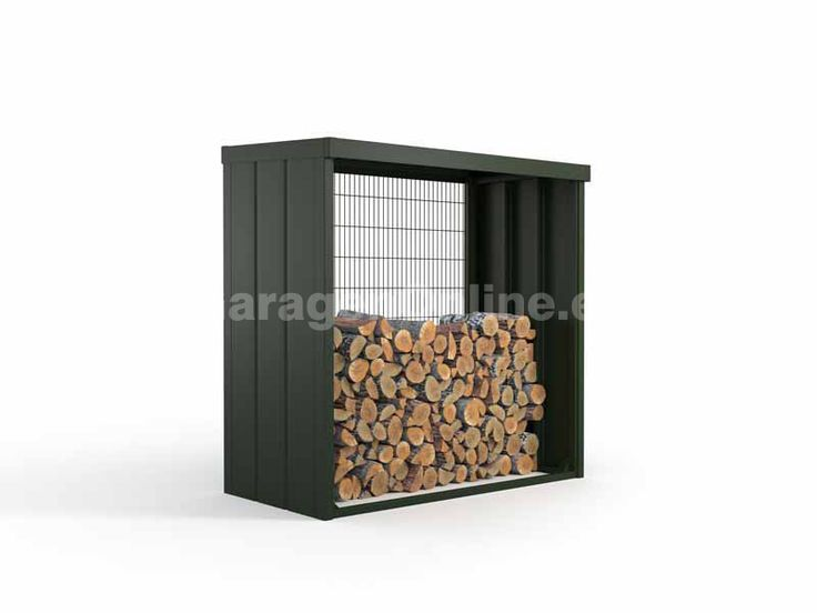 die besten 25 holzunterstand ideen auf pinterest brennholzst mme holzunterstand metall und. Black Bedroom Furniture Sets. Home Design Ideas