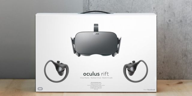 Oculus Rift On Sale Now Through Amazon, Lowest Price Yet  ||  If you've had your eye on the virtual reality platform Oculus Rift, now's the perfect time to buy [...] http://comicbook.com/gaming/2017/12/26/oculus-rift-sale-now-through-amazon-/?utm_campaign=crowdfire&utm_content=crowdfire&utm_medium=social&utm_source=pinterest