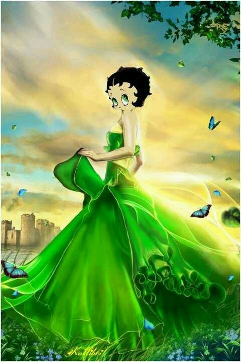 63 best Betty Boop images on Pinterest   Betty boop, Animation and ...