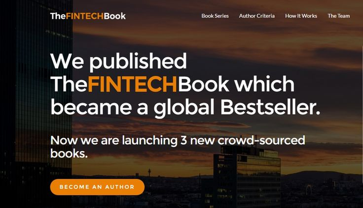 London, December 2016: FINTECH Circle and FinTech HK announce the launch of the first globally crowd-sourced & crowd-voted books on WealthTECH, InsurTECH and RegTECH to be published by WILEY. In March 2016 FINTECH Circle and FinTech HK published The FINTECH Book which became a global Bestseller with more than 10,000 copies sold. The Fintech Book : Financial [ ]