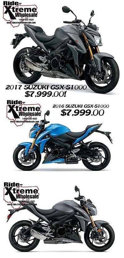 motorcycles And scooters: 2016 Suzuki Gsx / Katana Brand New 2016 Suzuki Gsxs1000 Gsxs-S1000, 1.59% Financing, $7999 We Take Trades -> BUY IT NOW ONLY: $7999 on eBay!