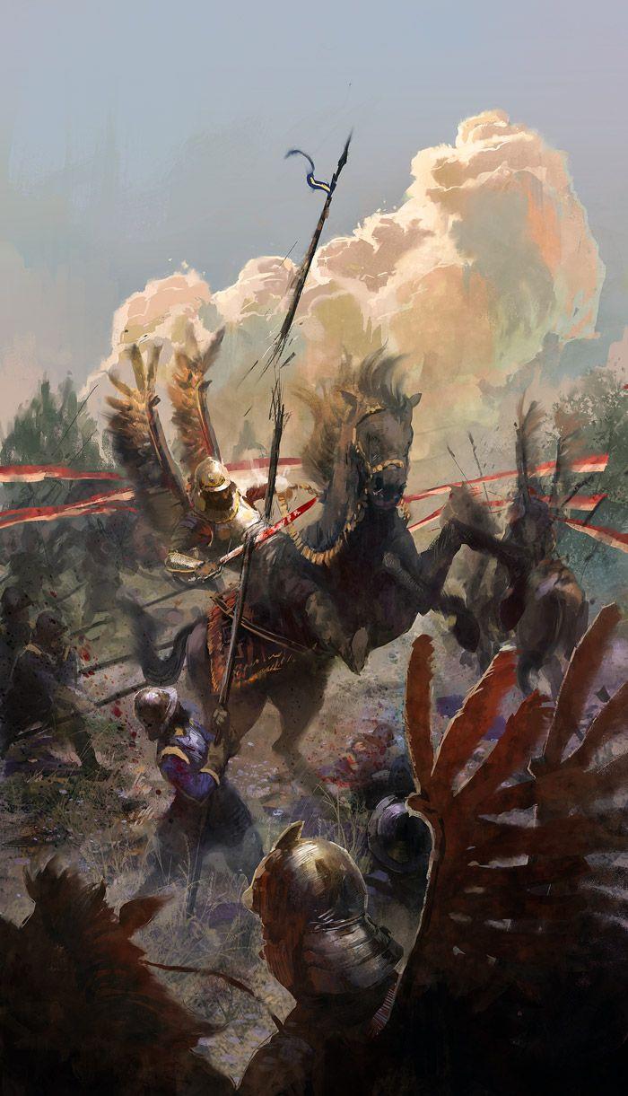 Hussari by kinnas.deviantart.com on @deviantART