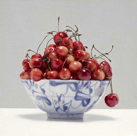 HyperRealist painter Luciano Ventrone (Italian: 1942)