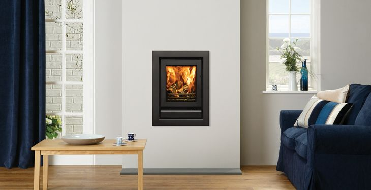 Riva 40 Multi-fuel Fire | Stovax & Gazco, stoves, fires and fireplaces