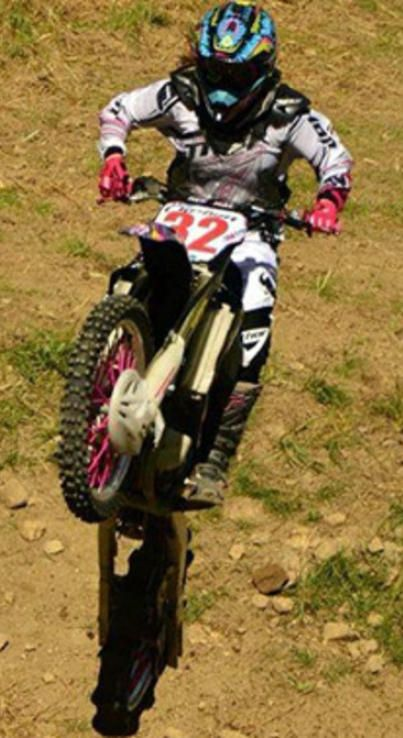 Rider Molly Carbon