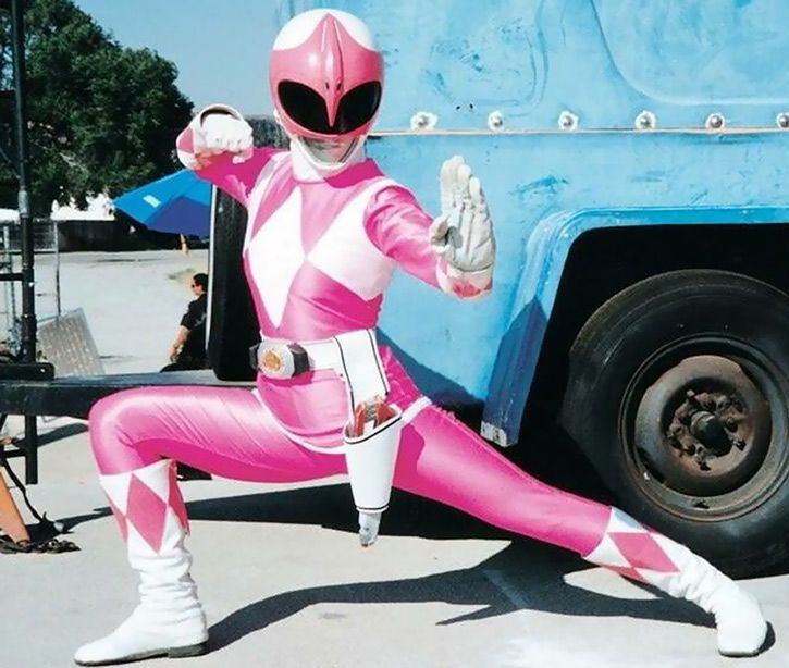 Kimberly Ann Hart is a fictitious character in the Pink Power Rangers universe. Played by actress Amy Jo Johnson during the first three seasons of the show, plus on the two feature films of the franchise.