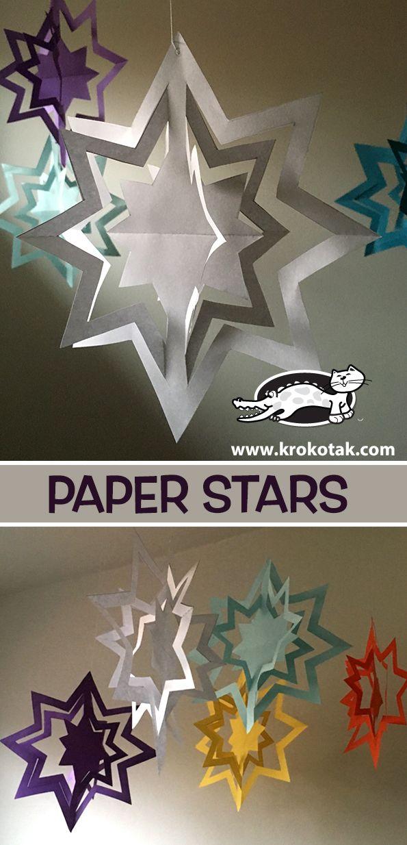 PAPER STARS (krokotak)