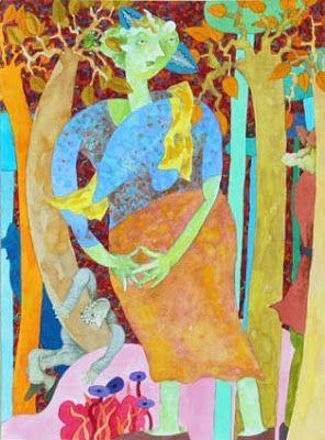 Gladys Nilsson American Artist | Chicago Artists in 2019