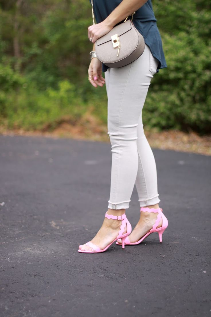 1000  ideas about Pink Heels Outfit on Pinterest | Pink heels ...